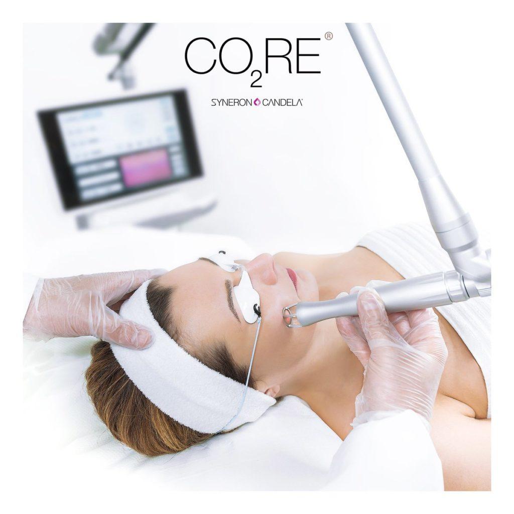core laser